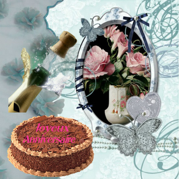 Cartes anniversaire femme a imprimer - Image pour anniversaire gratuite ...