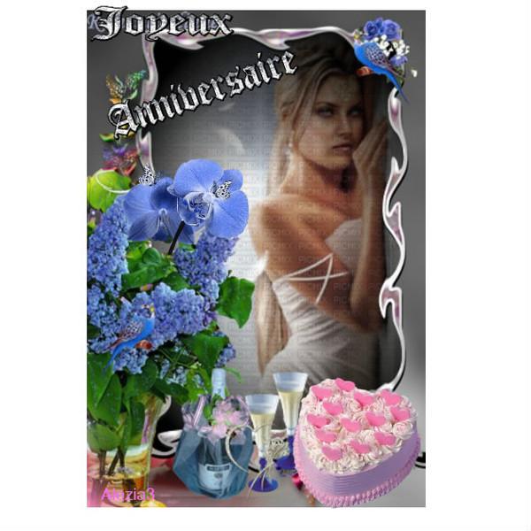 Cartes anniversaire femme a imprimer page 2 - Carte invitation anniversaire 60 ans femme gratuite a imprimer ...