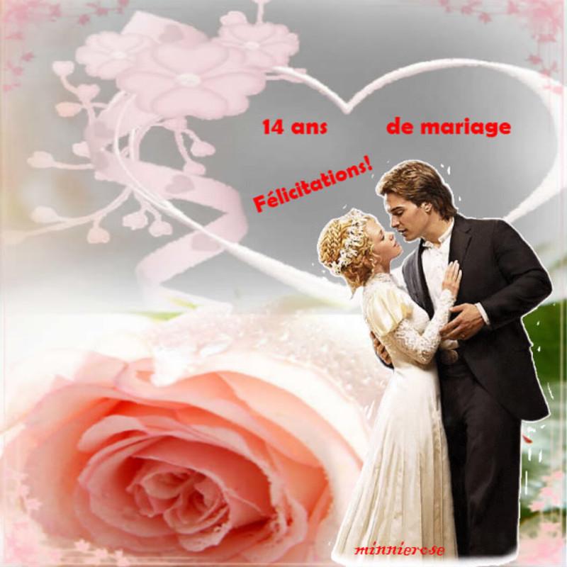 Anniversaire de mariage d 39 alezia3 - Cadeau anniversaire mariage ...